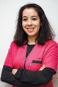 Assistante vétérinaire Monia à Paris dans le 14 ème